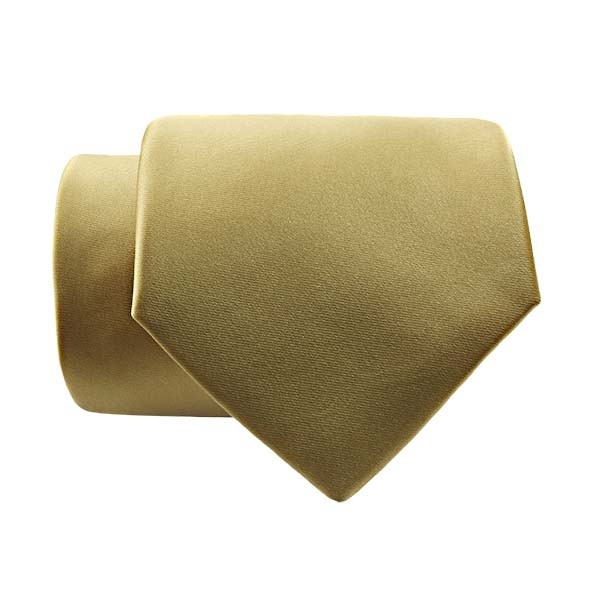 Plain Necktie Medium