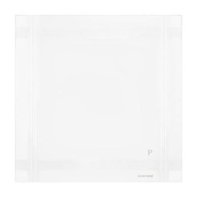 Alphabet-P Handkerchief